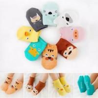 Kaos Kaki Anti Slip Animal / Baby Socks / Kaos Kaki Bayi / Kaos