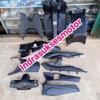caver cover full set body kasar motor vario cw 110 karbu lama