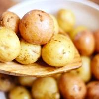 baby potato kentang kecil rendang 1 kg kilogram