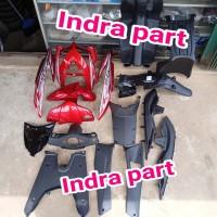 cover full set body halus kasar motor honda vario cw 110 karbu lama