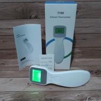 termometer tembak infrared digital suhu badan