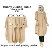 DEVI 53384-59278 BUNNY JUMBO TUNIC Fashion Baju Wanita Model Terbaru