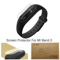 Screen Guard Anti Gores Smart Watch Xiaomi Mi Band 2 Original MIJOBS