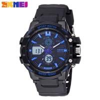SKMEI Sport Watch 0990 Original Water Resistant 50M - Blue