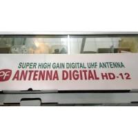ANTENA DIGITAL TV PF HD12 FREE KABEL 13 METER Harga Promo