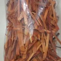Kayu secang kering 150 gr (anti jerawat, anti penuaan kulit dsb)