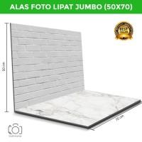Alas Foto Lipat Jumbo 50x70 cm (BLJ-04) / Background Foto Lipat Jumbo