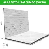 Alas Foto Lipat Jumbo 50x70 cm (BLJ-05) / Background Foto Lipat Jumbo
