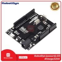 ROBOTDYN LEONARDO R3 ATmega32U4 ARDUINO LEONARDO MICROUSB