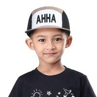Topi Anak/Topi AHHA/Topi Murah/Topi 5 Panel Anak Sidekido BB 552