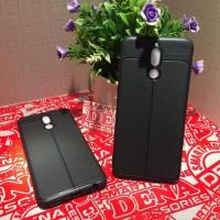 Soft Case Hitam Auto Focus Huawei Nova 2i