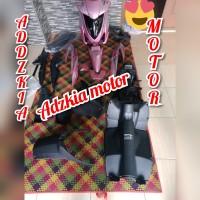 cover body vario 110 karbu cw / agnes pink *full body kasar alus