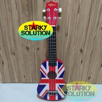 Ukulele import Okulele Gitar 4 Senar