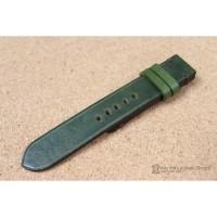 Tali Jam Tangan Kulit || Animal Leather Strap || Green Forest