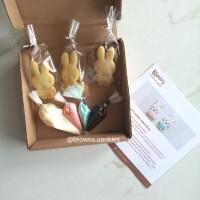 Character Cookies DIY Decorating Kit / Kue Kering Karakter Hias Miffy