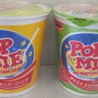 POP MIE rasa Ayam/ Kari Ayam (cup 75 gr)