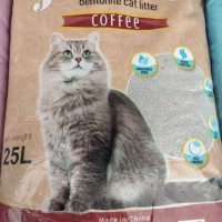 Pasir kucing wangi gumpal JUNIOR 25L / 20kg