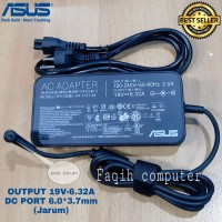 Original Adaptor Charger Asus Tuf Gaming FX505 DY FX705 GE 19V-6.32A
