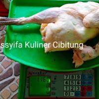Karkas Ayam Kampung Super Premium 1.1-1.2 Kg