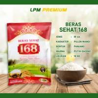 BERAS SEHAT 168