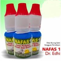 Obat Burung Nafas 1 Drh Edhi