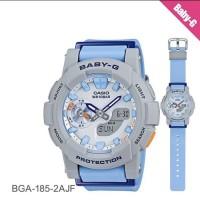 Jam Tangan Wanita Merk Casio Baby G Type BGA185 / BGA 185 Ori Bm