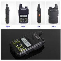 * Ht Baofeng T1 Walkie Talkie Bao Feng T 1 1w 20ch Uhf - Bf T1 Headset