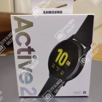 SAMSUNG Galaxy Watch Active 2 Aluminium [44mm] Black - Resmi SEIN