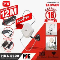 Antena TV Indoor Outdoor PX HDA-5600 Sama dengan HDA 5000