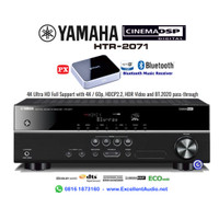 Paket Yamaha HTR2071 HTR 2071 PX bluetooth transmitter AV receiver