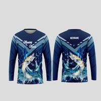 2season5 | Baju Kaos Jersey Mancing Tangan Panjang Custom Fishing