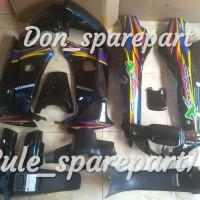 Honda supra X 100 full body 2000-2004 plus striping