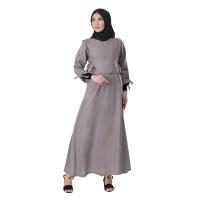 INFACC baju gamis formal kerja busana muslimah wanita perempuan, KATUN