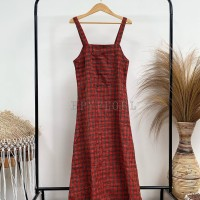 RUMI OVERALL BE/Rok Overall Murah/Baju Wanita Murah/Baju Kodok Murah
