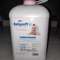 YURI BABYSOFT FABRIC SOFTENER 3,7 KG