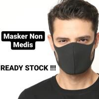 PRODUSEN!! Masker Kain Non Medis / Masker antivirus / Scuba Premium