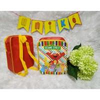TAS RANSEL KTB Souvenir ulang tahun anak goodie bag Ultah Goody Murah