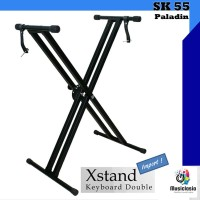 Stand keyboard - Model XStand Double SK55 import / SK 55 / SK-55