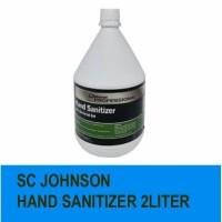 SC Johnson Hand Sanitizer 1 botol isi 2 liter