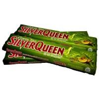Terlaris Cuci Gudang - Delfi Silverqueen Green Tea 65 Gram 4 Pcs Bagus