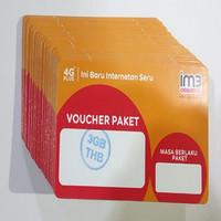 Voucher Data Indosat 3GB + Unlimited Apps