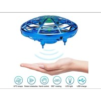 MAINAN UFO DRONE SENSOR - mini mainan tangan drone - FLYING NOVA