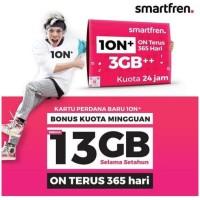 Kartu Perdana Smartfren SP 1ON+ 365 hari 13 GB