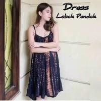 Dress Lobek Pendek Bali - Daster Bali - Baju Tidur Wanita -Baju Santai