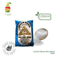 Garam Masak 500gr / Garam Beryodium / Garam Halus / Bumbu