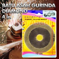 Diamond Grinding Wheel / Mata Batu Asah Gurinda Diamond 4 ( 4 INCH )
