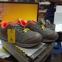 Safety Jogger BALTO SB Grey Shoes Safetyjogger Abu-abu Ringan Sporty