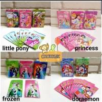 Angpao Idul Fitri / Lebaran Little Pony, Princess, Frozen, Doraemon