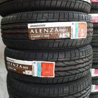 BAN BRIDGESTONE ALENZA 215 60 17 PROMO (NEW RUSH/INNOVA/HRV/OUTLANDER)
