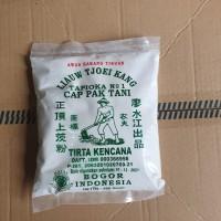 tepung tapioka no 1( tepung kanji) cap PAK TANI 500gr